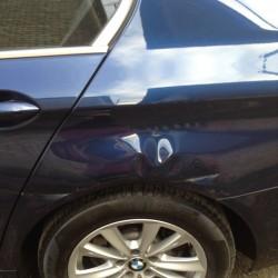 BMW Damage to N/S 1/4 Panel & Door