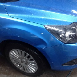 Paintless Dent Removal - Before - Focus