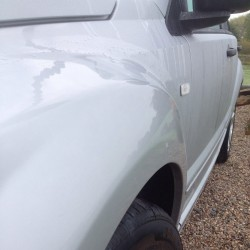 Paintless Dent Removal - After - One