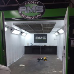 AMS ACCIDENT REPAIR CENTRE.